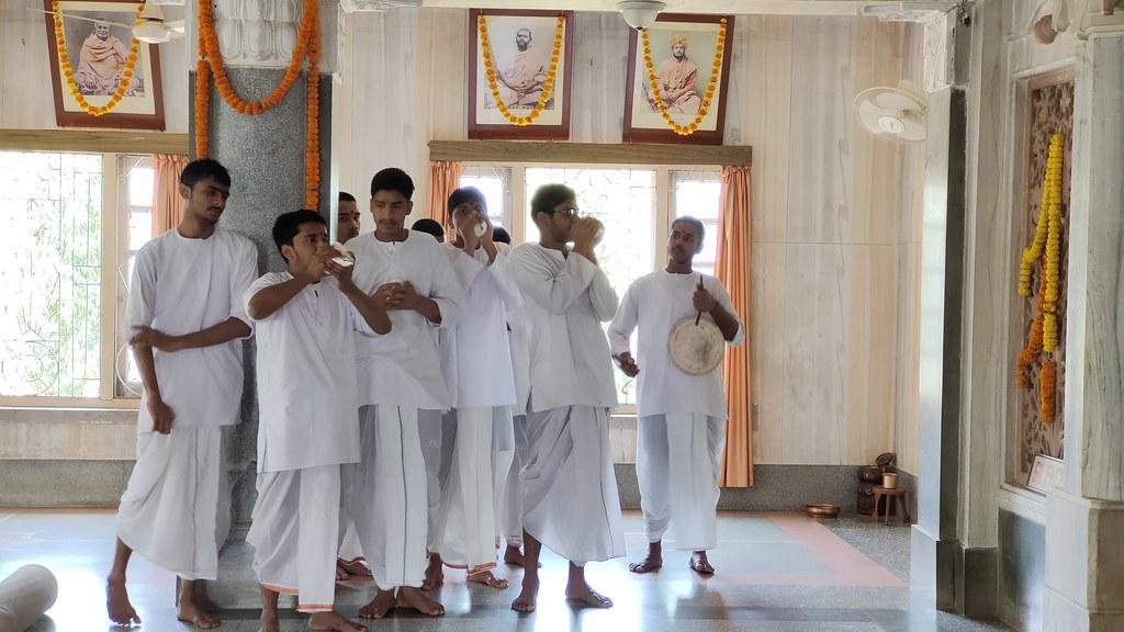 Thakur's Tithi Puja (152)