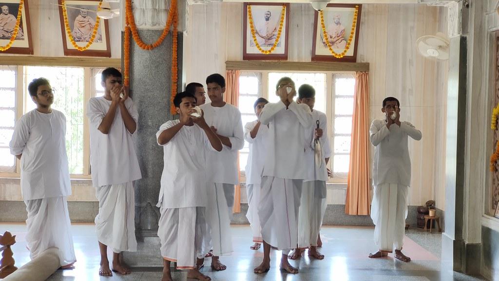 Thakur's Tithi Puja (157)