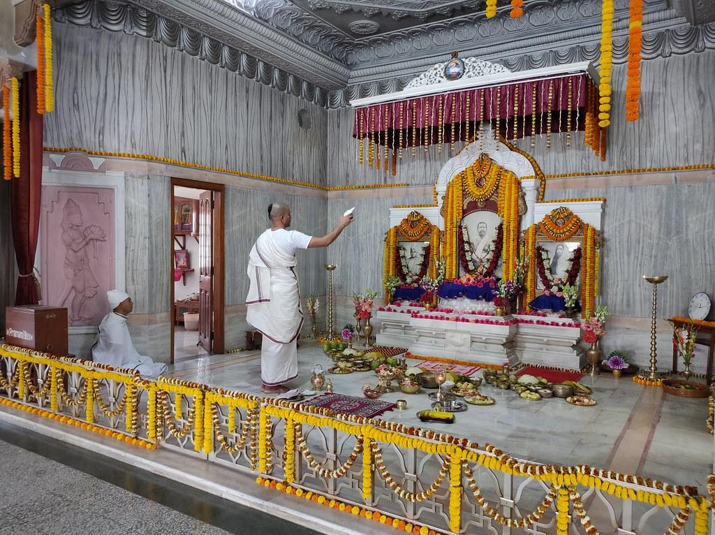 Thakur's Tithi Puja (158)