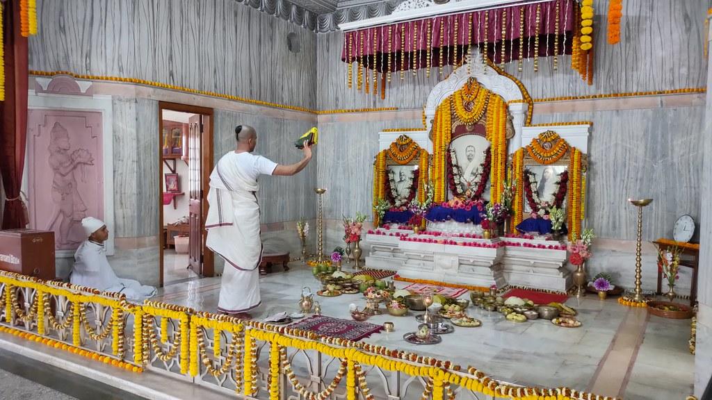 Thakur's Tithi Puja (164)