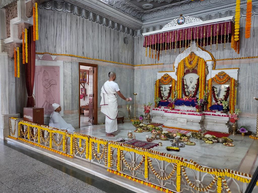 Thakur's Tithi Puja (165)