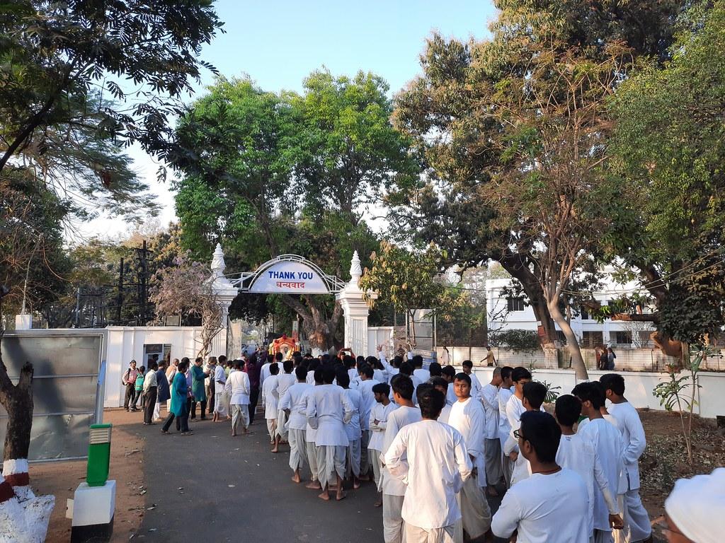 Thakur's Tithi Puja (1)
