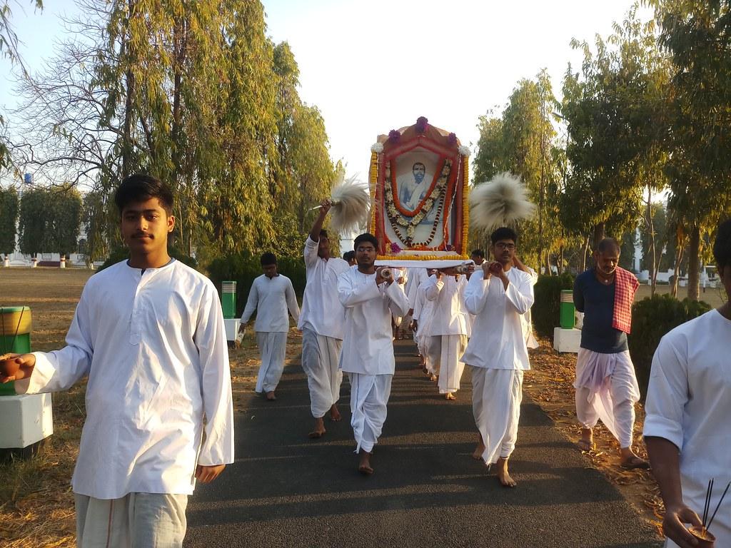 Thakur's Tithi Puja (9)