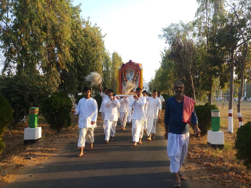 Thakur's Tithi Puja (13)