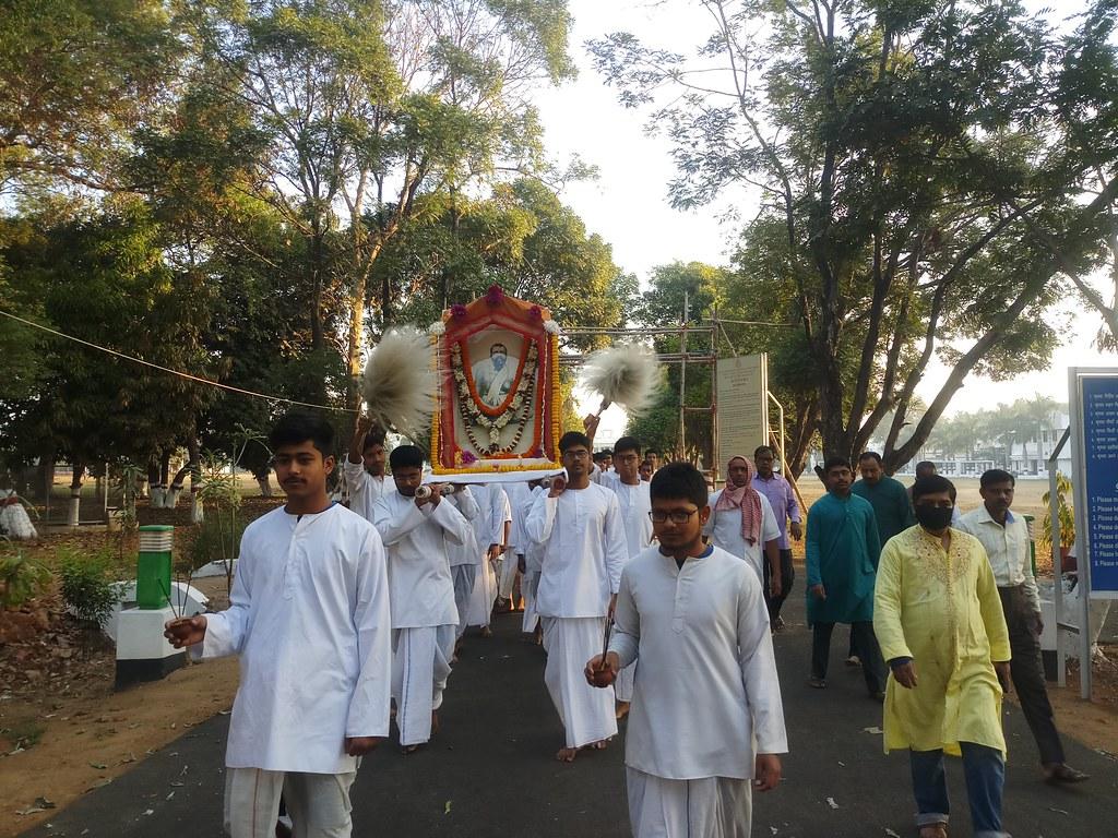 Thakur's Tithi Puja (23)