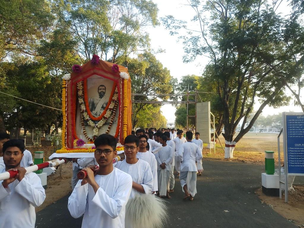 Thakur's Tithi Puja (24)