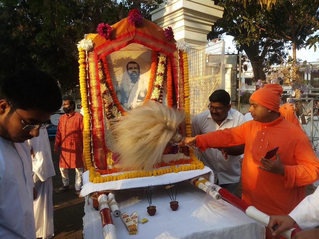 Thakur's Tithi Puja (31)
