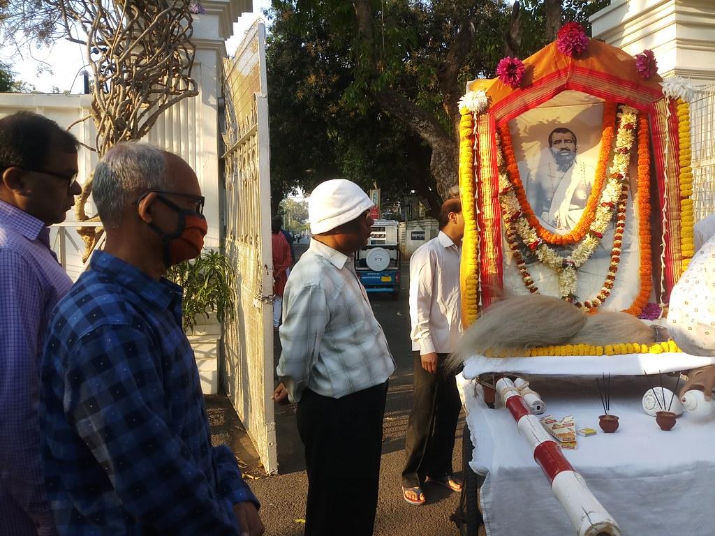 Thakur's Tithi Puja (35)