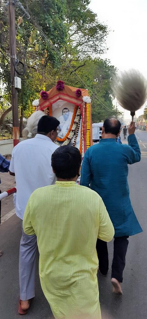 Thakur's Tithi Puja (57)