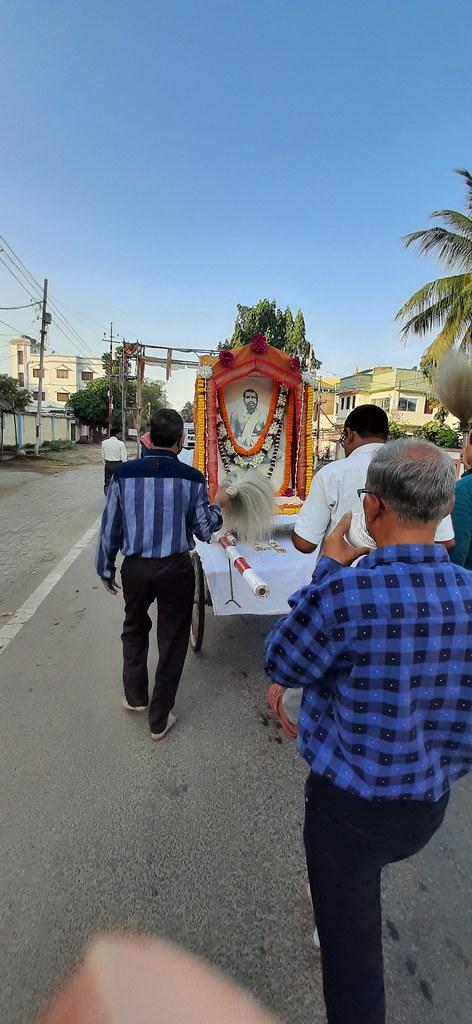 Thakur's Tithi Puja (60)