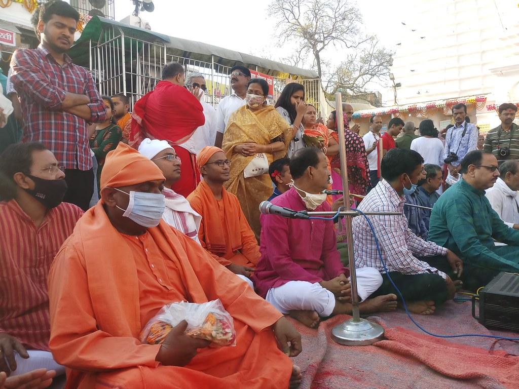 Thakur's Tithi Puja (92)