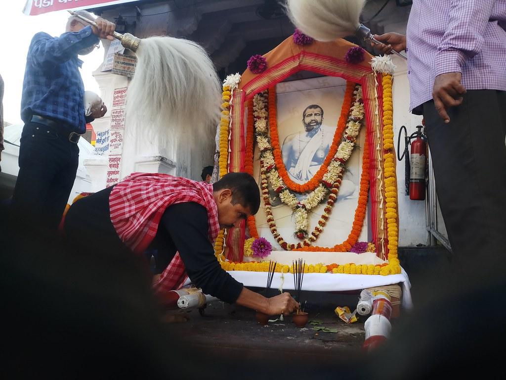 Thakur's Tithi Puja (93)
