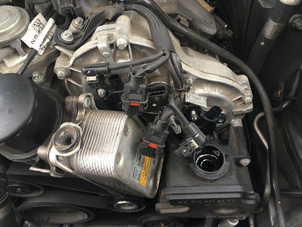 M272 Camshaft Adjuster