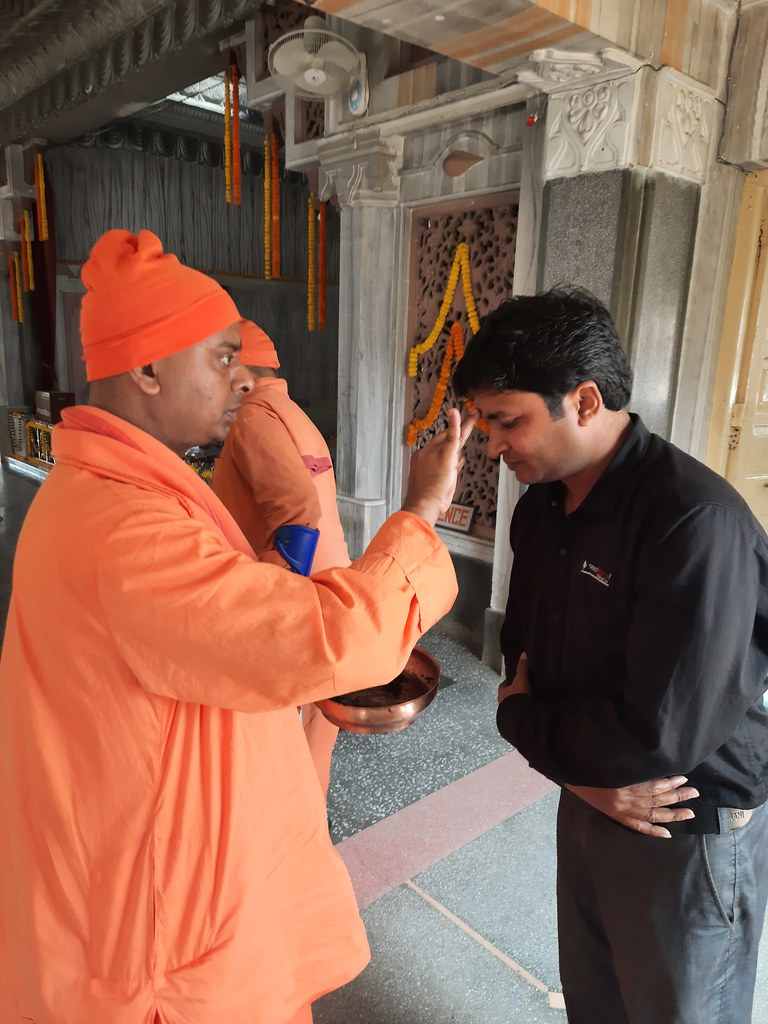 Thakur's Tithi Puja (131)