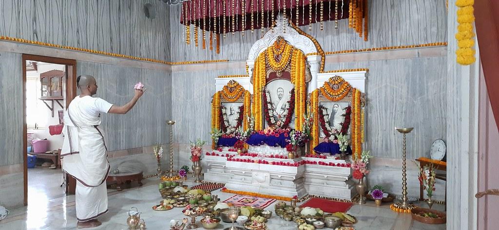 Thakur's Tithi Puja (167)
