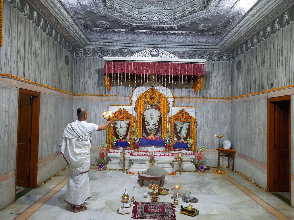 Thakur's Tithi Puja (183)