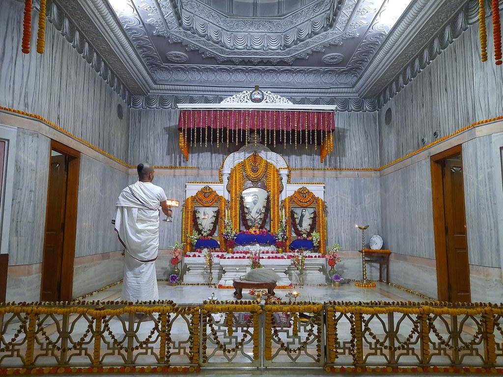 Thakur's Tithi Puja (184)