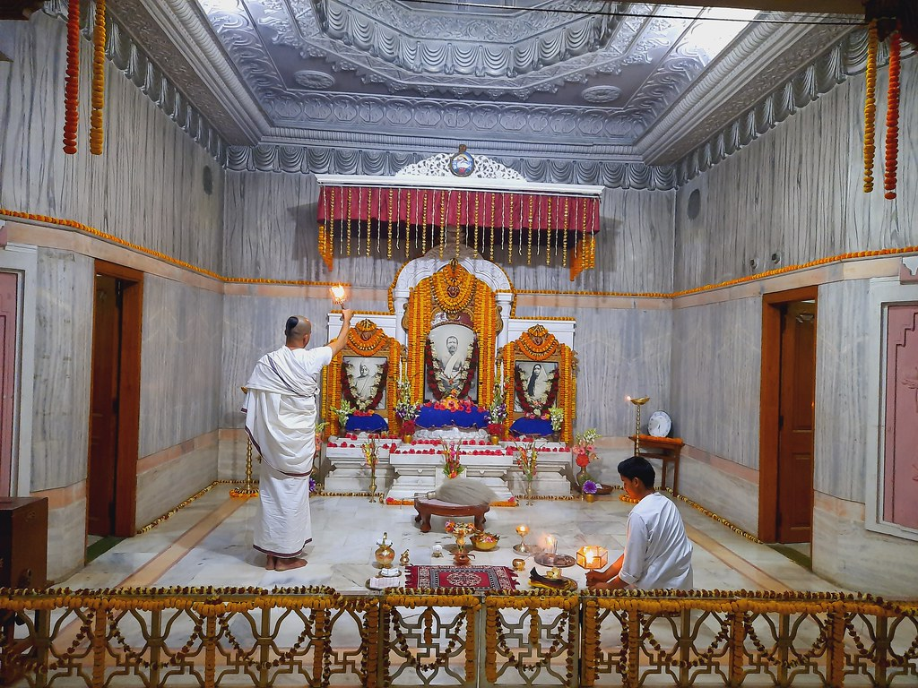 Thakur's Tithi Puja (191)