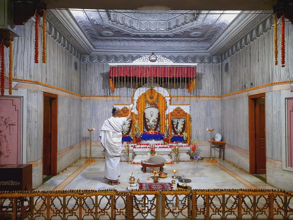 Thakur's Tithi Puja (198)