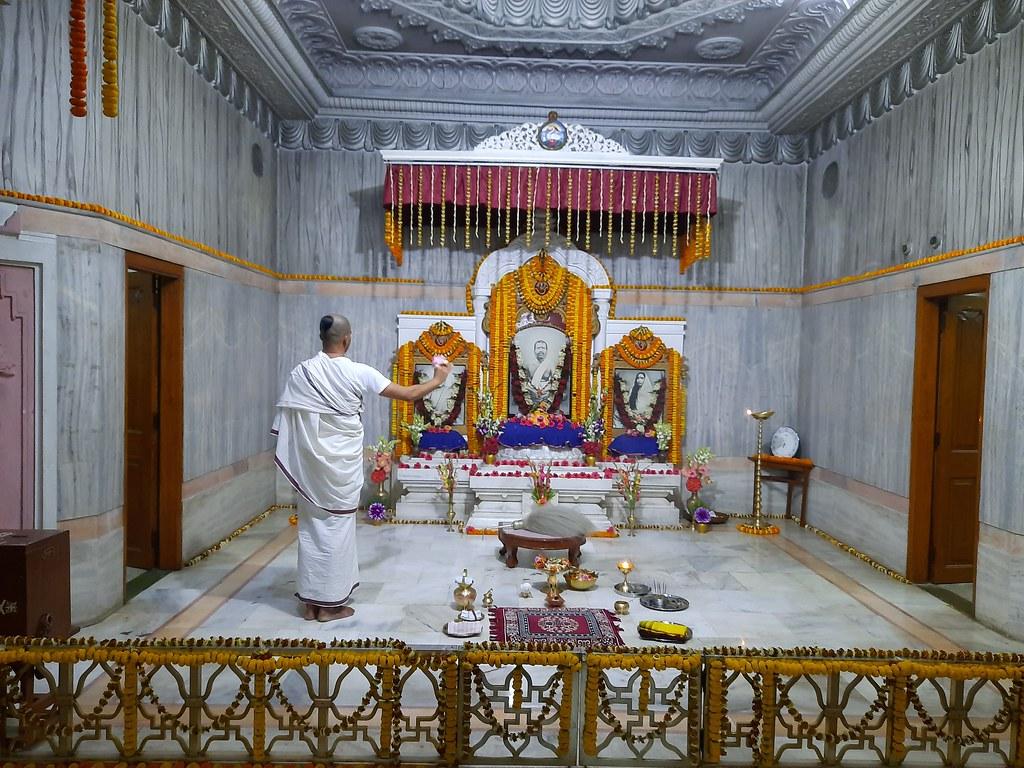 Thakur's Tithi Puja (201)