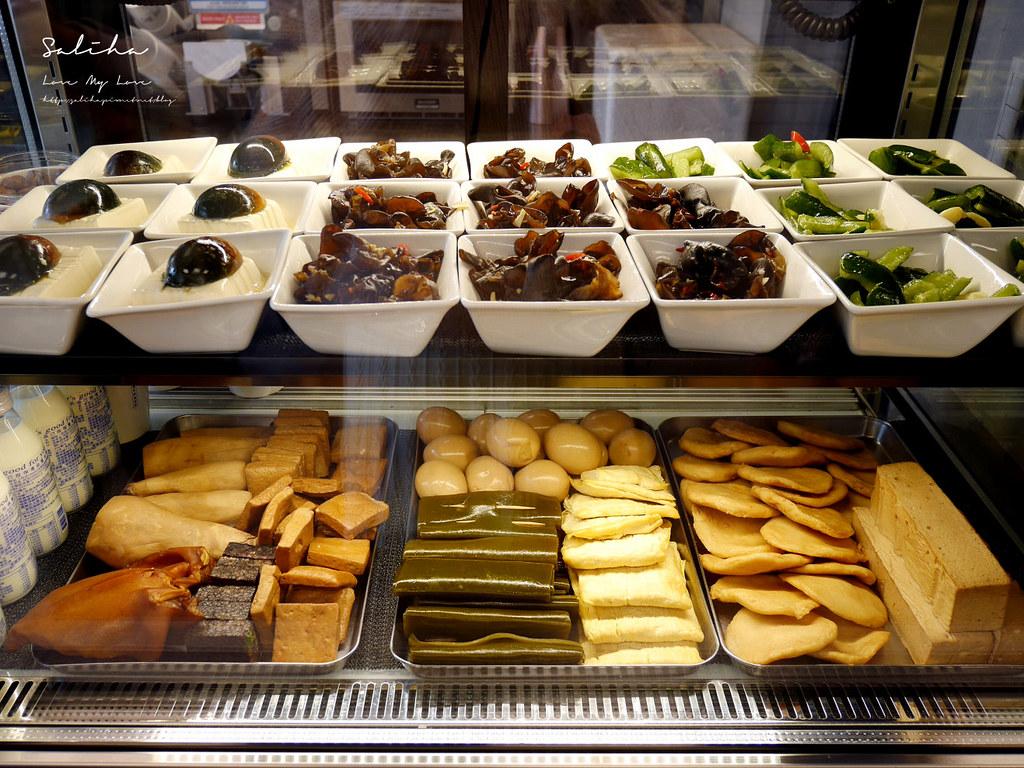 台北滷味阿款早點拌麵中山區南京松江站必吃美食小吃好吃蛋餅文青風麵店
