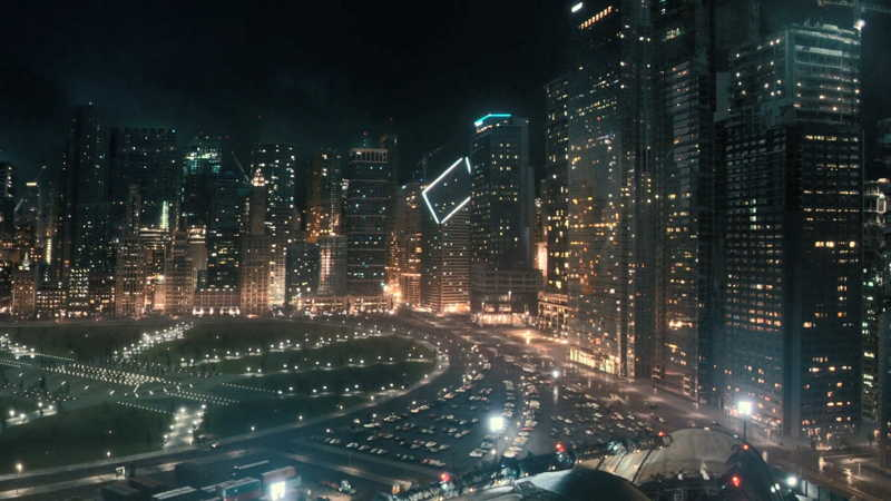 Laboratorios S.T.A.R. de Gotham City