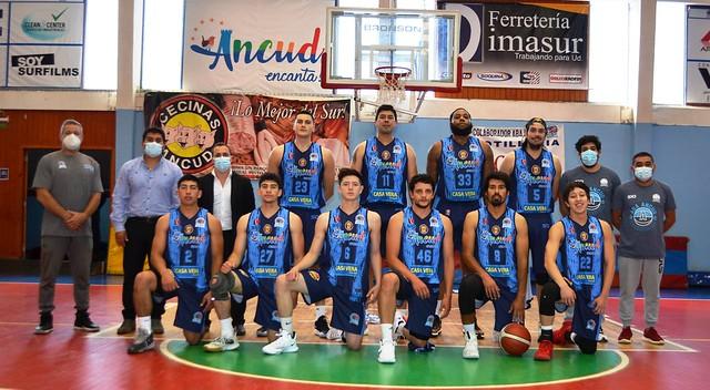 F6 / ABA Ancud vs CD Las Ánimas (14/03/2021)