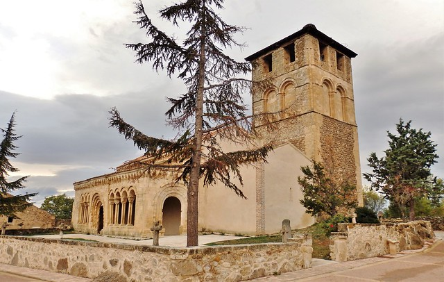 Sotosalbos, Iglesia de San Miguel - Segovia