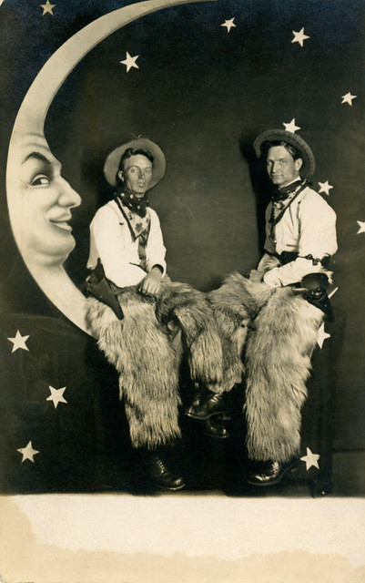 Cowboys on the Moon