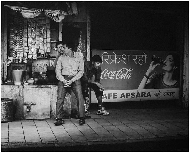 Cafe Apsara Candid, Mumbai