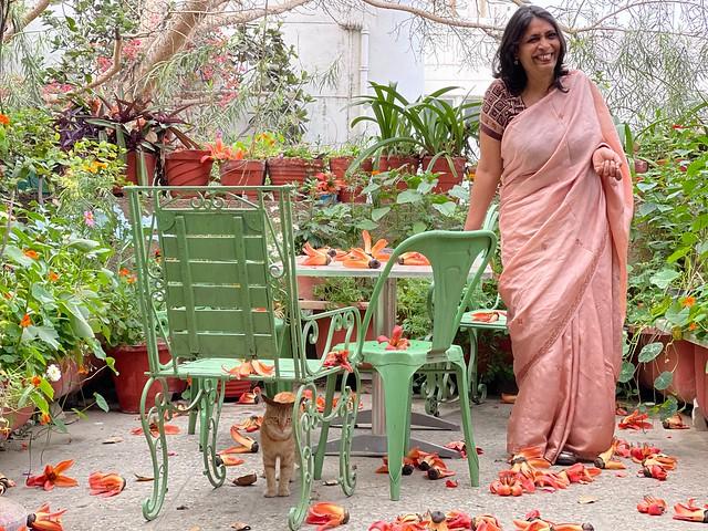 Home Sweet Home - Kiran Bhushi's Terrace, Khel Gaon4743