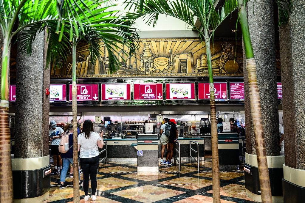 ABC Commissary ordering bay DHS