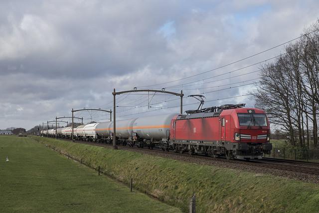 NL DBC 193 335 Hulten 21-01-2021