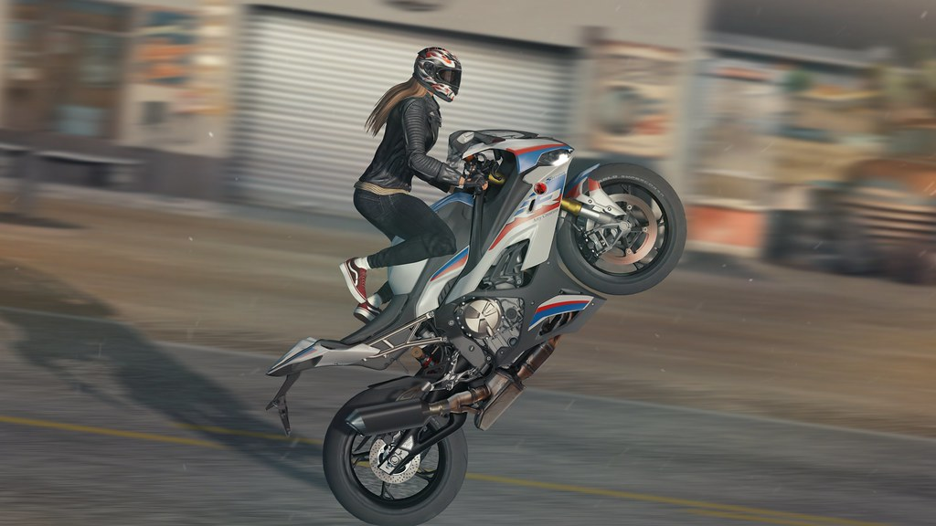 My Korner #515 - Stuntwoman!