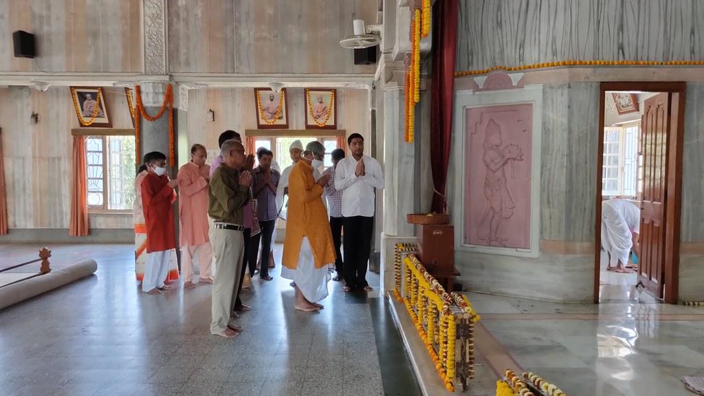 Thakur's Tithi Puja (143)