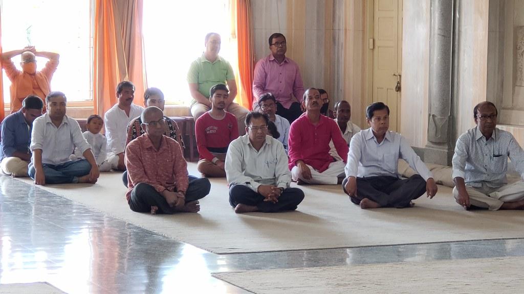 Thakur's Tithi Puja (163)