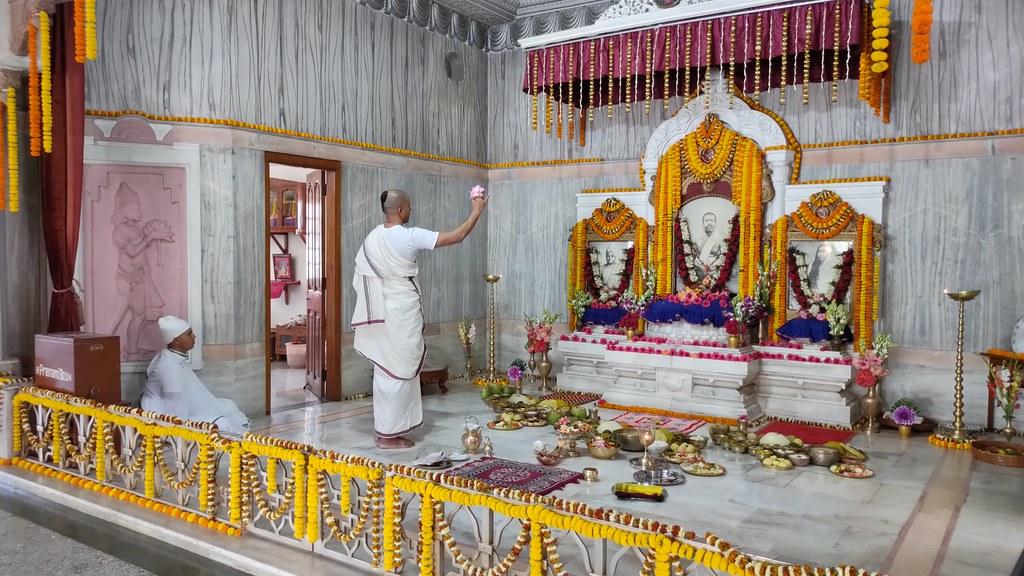 Thakur's Tithi Puja (166)