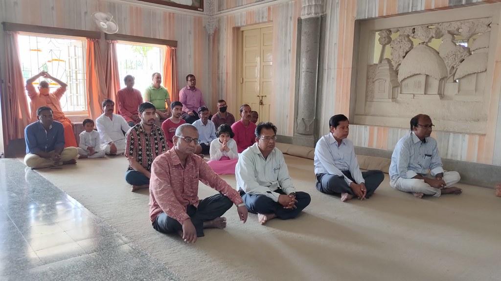 Thakur's Tithi Puja (171)