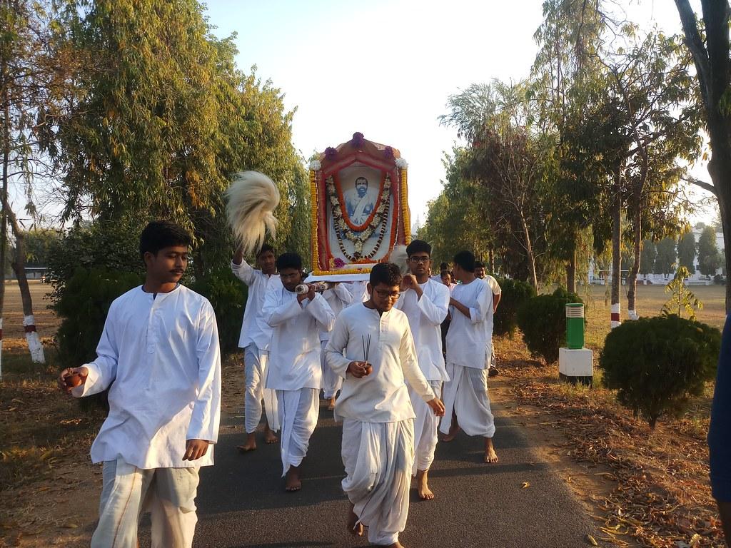 Thakur's Tithi Puja (16)