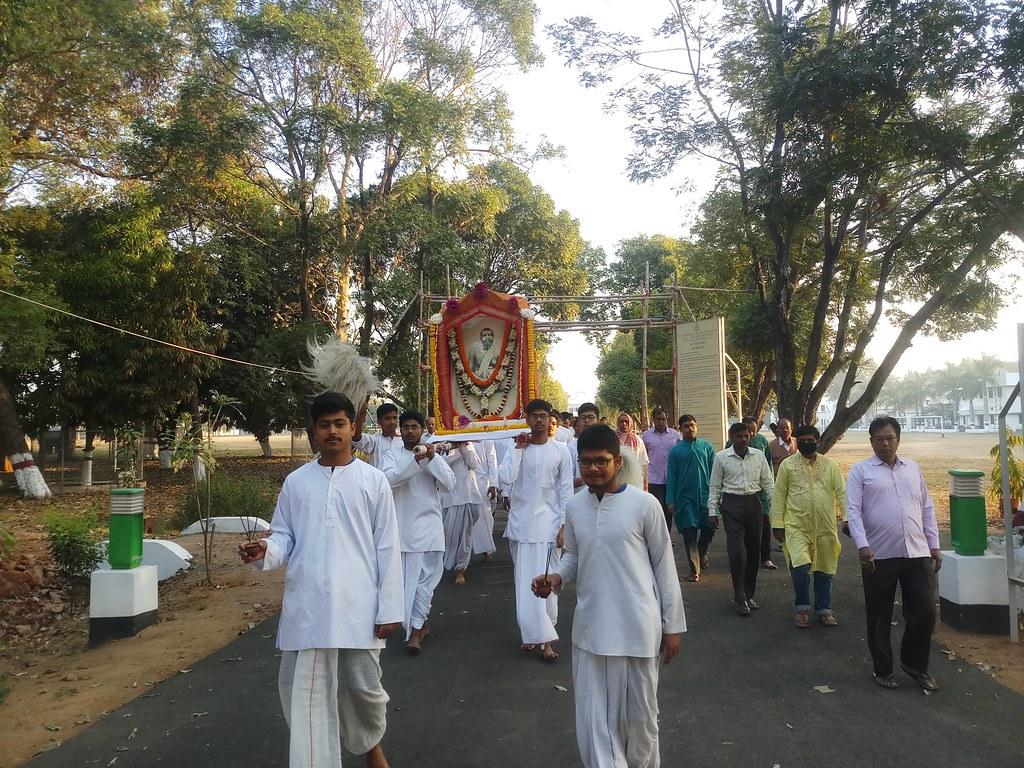 Thakur's Tithi Puja (22)