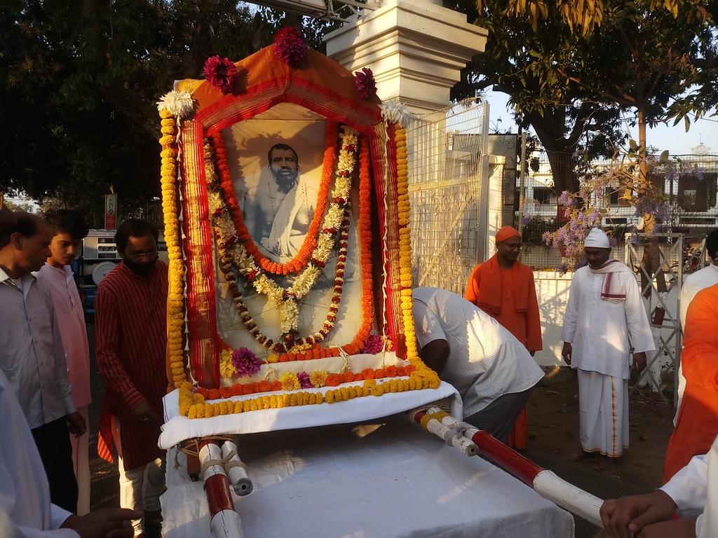 Thakur's Tithi Puja (29)