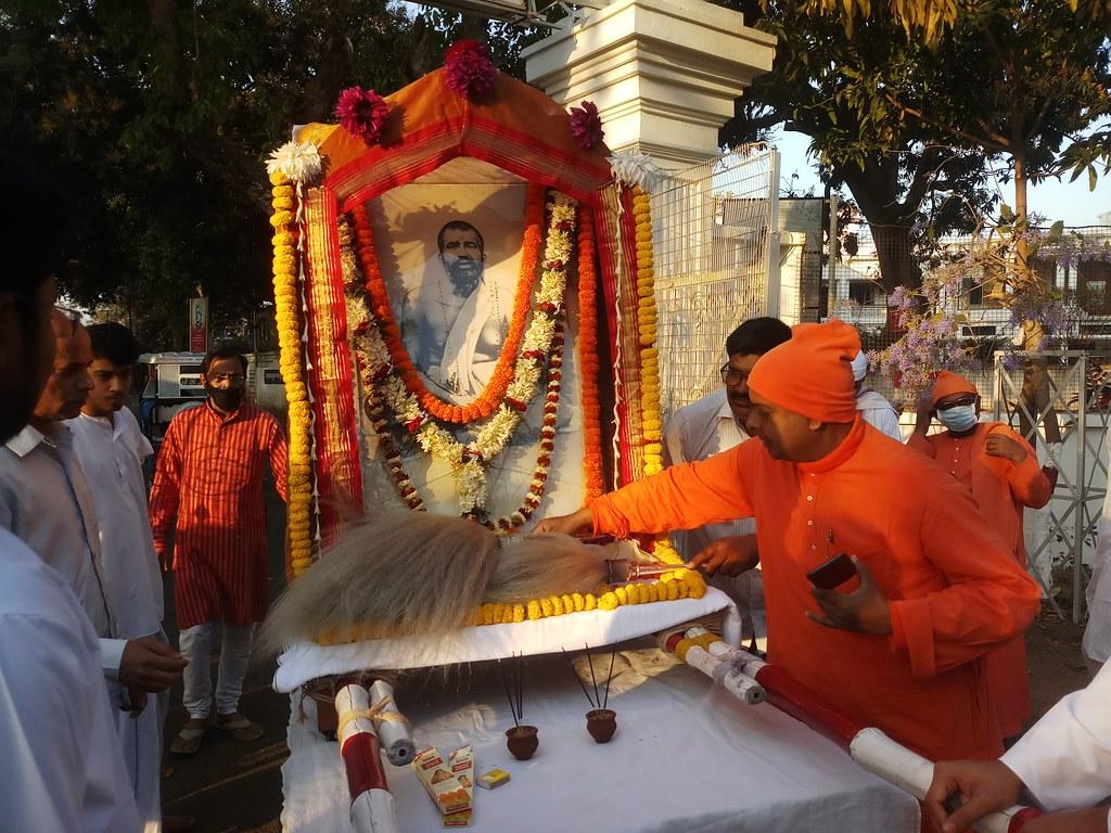 Thakur's Tithi Puja (32)