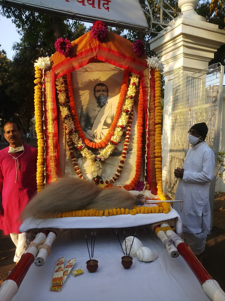 Thakur's Tithi Puja (38)