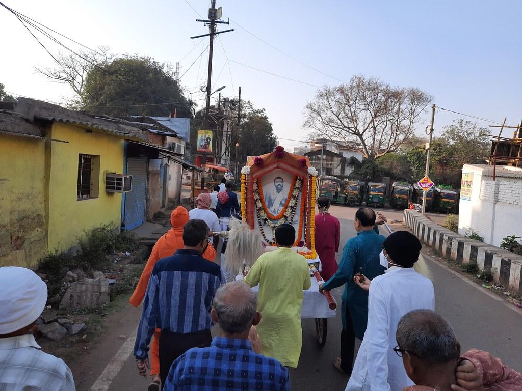 Thakur's Tithi Puja (45)