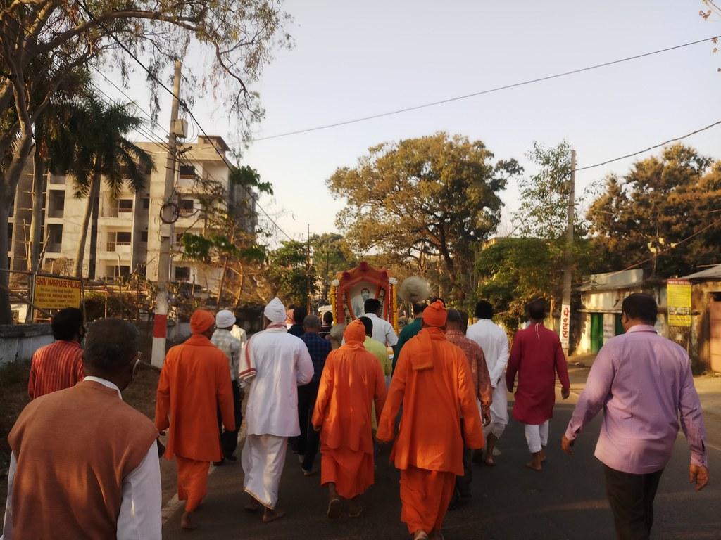 Thakur's Tithi Puja (54)