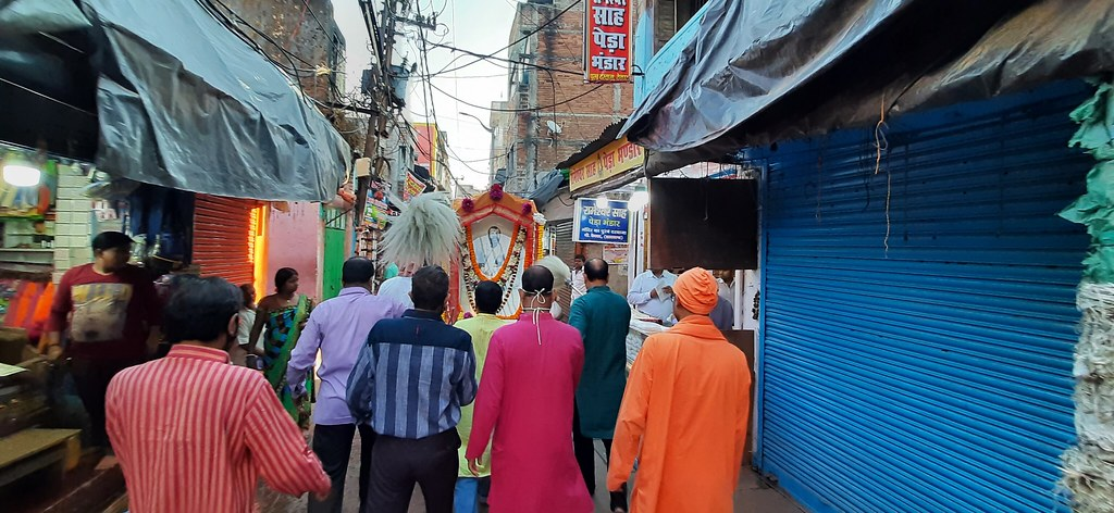 Thakur's Tithi Puja (63)