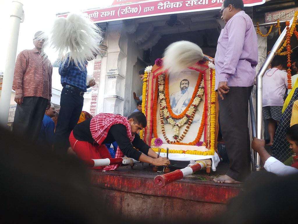 Thakur's Tithi Puja (94)