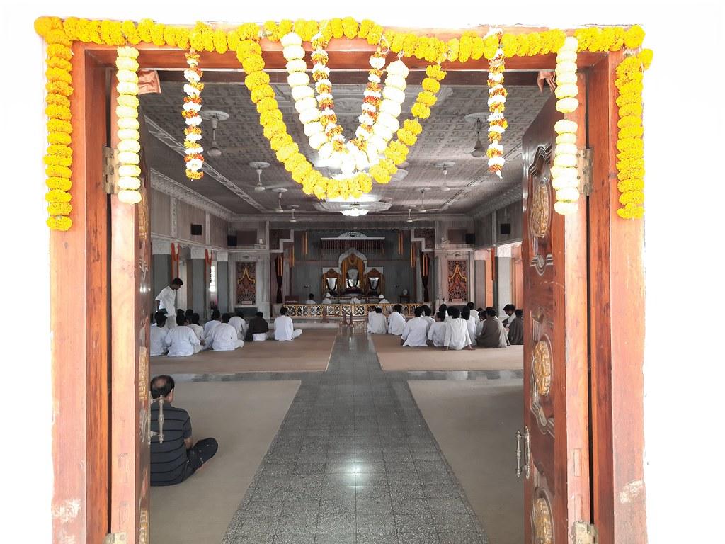 Thakur's Tithi Puja (101)