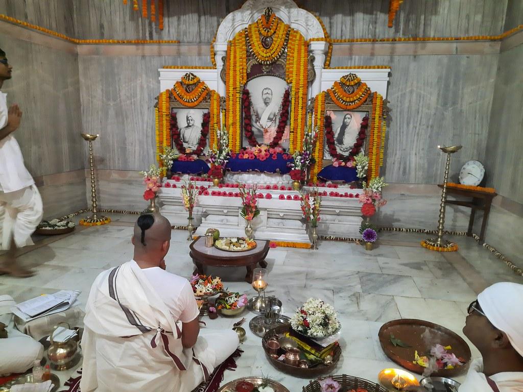 Thakur's Tithi Puja (106)