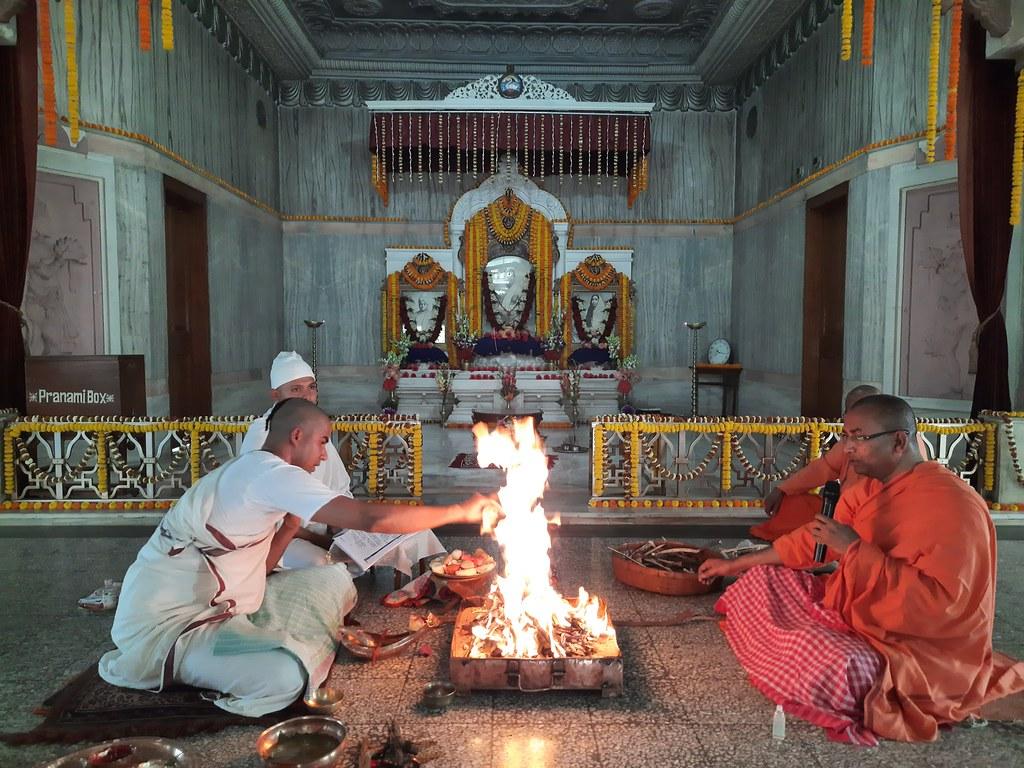 Thakur's Tithi Puja (120)